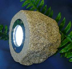 LED Garden Rock light